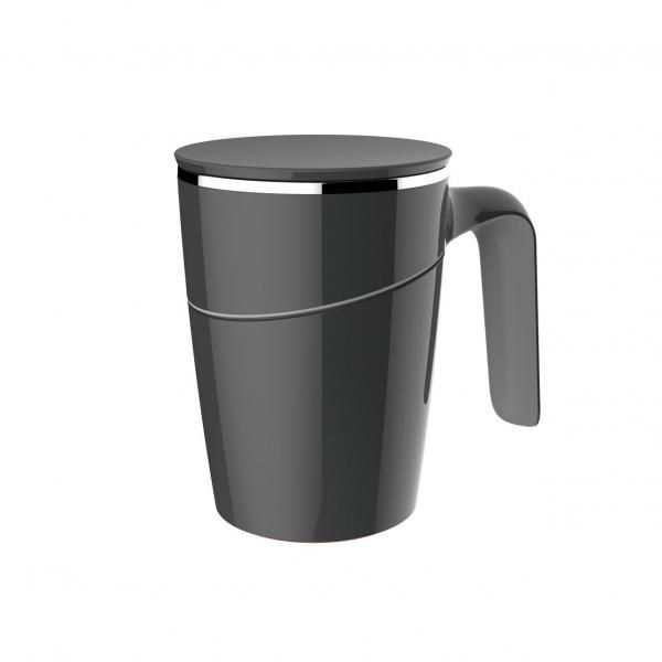 Artiart Suction Mug Grace Household Products Drinkwares DRIN002Sblack