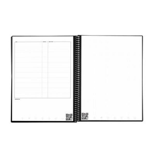 Rocketbook Fusion - Lettersize Other Office Supplies Crowdfunded Gifts Eco Friendly fusionLetter-flat-ideasDot_400x