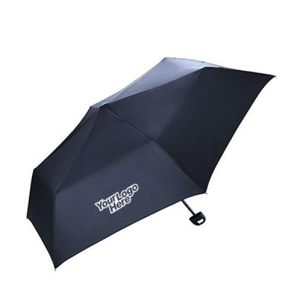 21'' Foldable Umbrella With Turnable Hook Umbrella Straight Umbrella Best Deals UMF1026LogoThumb