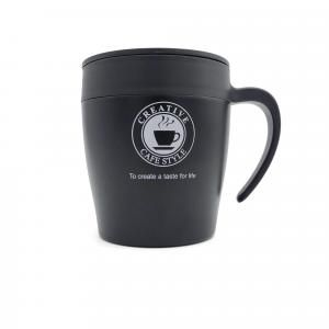 Stainless Steel Coffee Mug with Handle Household Products Drinkwares IMG_0884