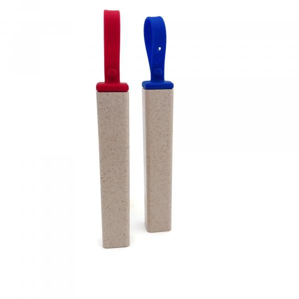 Eco-friendly Reuable Metal Straw with Brush and Cover Household Products Drinkwares New Products IMG_0926