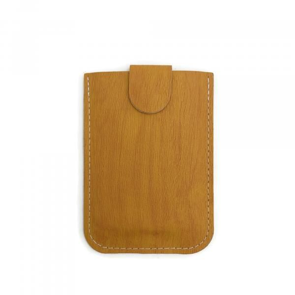 Slim Folding Credit Card Holder with Pull Out Design Small Leather Goods New Products IMG_1102