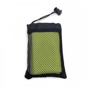 Sports Microfiber Towel with Mesh Pouch Towels & Textiles Towels New Products IMG_1115