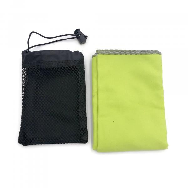 Sports Microfiber Towel with Mesh Pouch Towels & Textiles Towels New Products IMG_1117