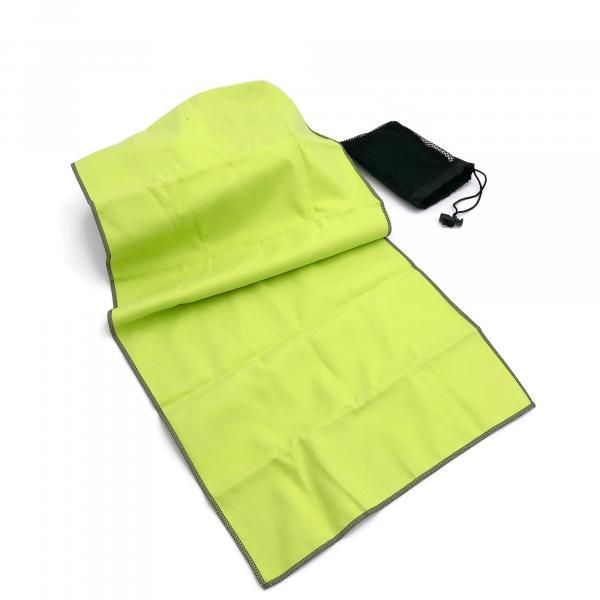 Sports Microfiber Towel with Mesh Pouch Towels & Textiles Towels New Products IMG_1119