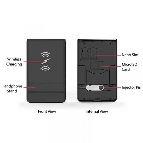 Aircard 10W Fast Charge Wireless Charger Electronics & Technology New Products AircardWLC68810WWirelessCharger16