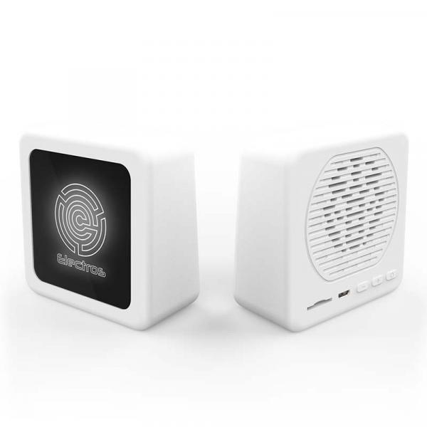 I-Blink Bluetooth Speaker Electronics & Technology New Products I-Blink-LEDLogoBluetoothSpeakerwithSubwoofer10