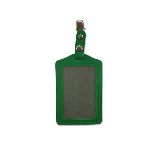 PU Card holder Portrait Small Leather Goods Card Holder Lanyards & Pull Reels New Products IMG_luggage-01