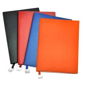 A5 Notebook with Metal Bookmark Office Supplies New Products 560