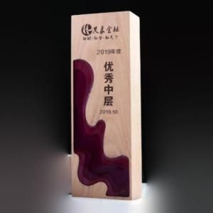 RongYu Wooden Awards Awards & Recognition Awards New Products AWC1203