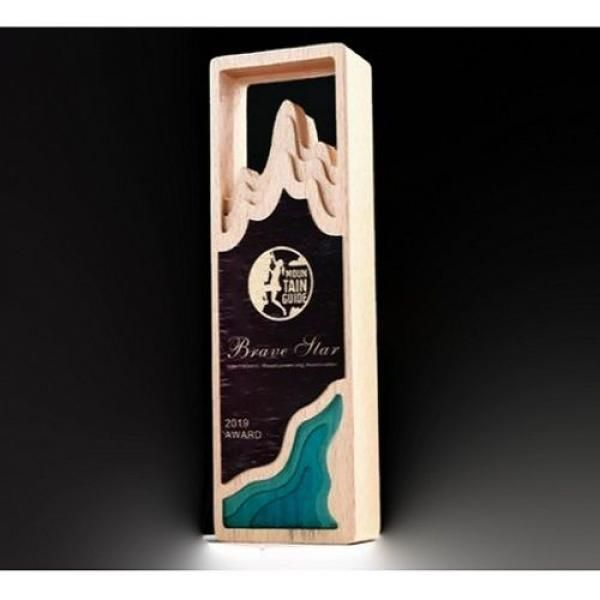 ShanHe Wooden Awards Awards & Recognition Awards New Products AWC1206
