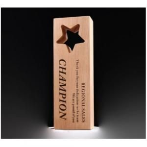 XingHuo Wooden Awards Awards & Recognition Awards New Products AWC1207