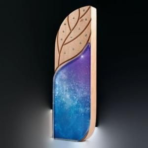 XingYe Wooden Crystal Awards Awards & Recognition CRYSTAL New Products AWC1212