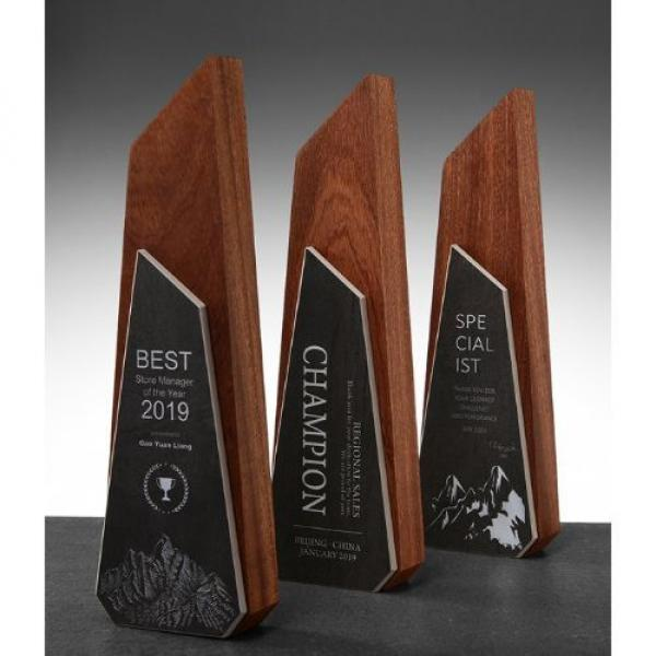 ShaBiLi Marble Wooden Awards Awards & Recognition Awards New Products AWC1215