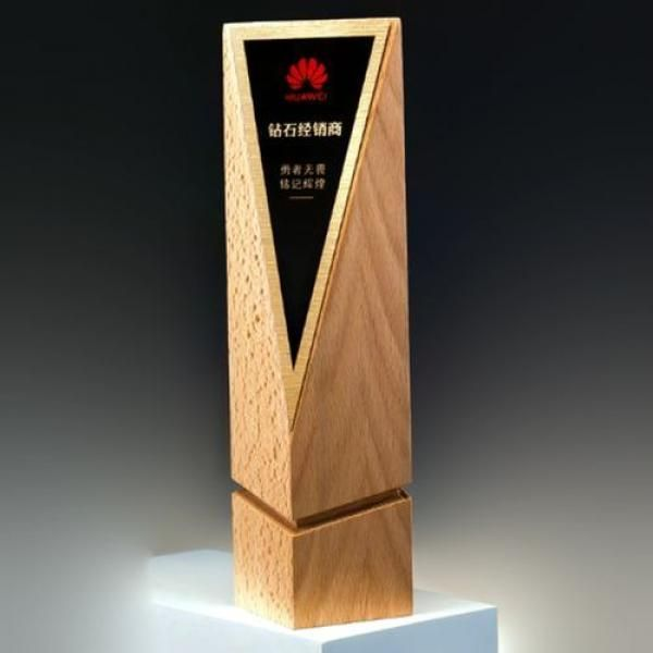 YongZhe Wooden Awards Awards & Recognition Awards New Products AWC1219