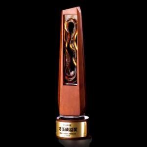 Chuan Liu Bu Xi Liu Li Wooden Awards Awards & Recognition LIU LI New Products AWC1222