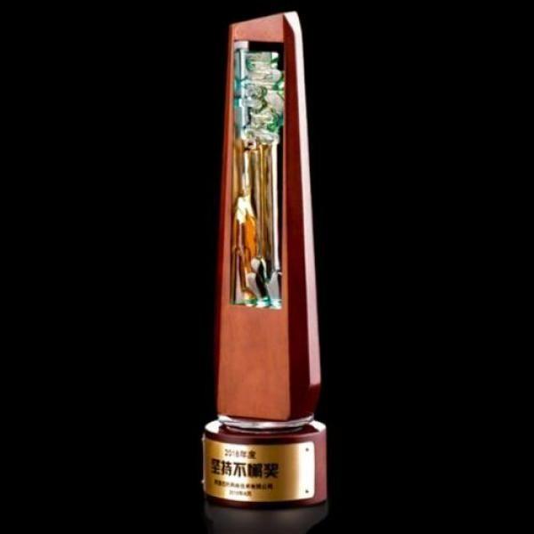Gao Shan Liu Shui Liu Li Wooden Awards Awards & Recognition LIU LI New Products AWC1224