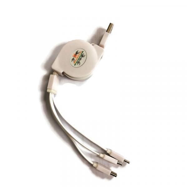 3  in 1 Retractable Cable Electronics & Technology New Products IMG_1975