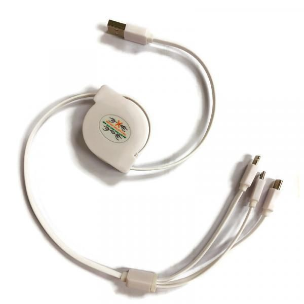3  in 1 Retractable Cable Electronics & Technology New Products IMG_1978