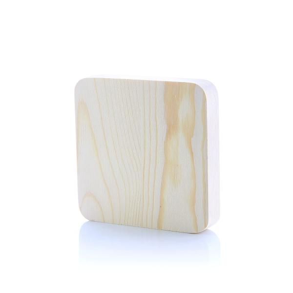 Wooden Square Shape 2cm Awards & Recognition Awards New Products Printing & Packaging AAO1014HD
