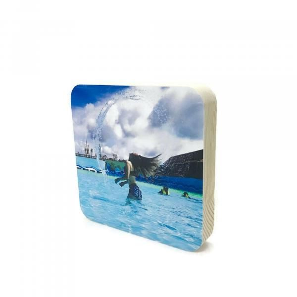 Wooden Square Shape 2cm Awards & Recognition Awards New Products Printing & Packaging AAO101421