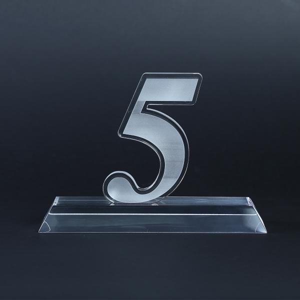 5 Years Acrylic Award Awards & Recognition Awards New Products AWA1000HD