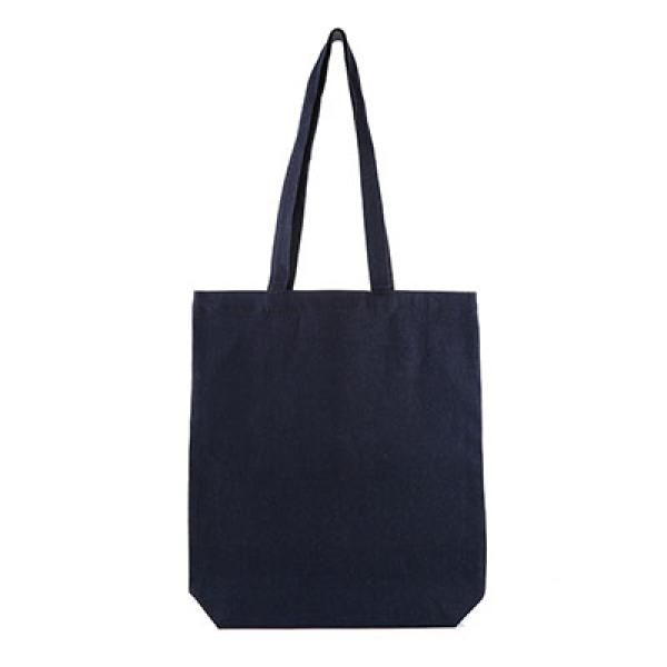 Denim A3 Tote Bag Tote Bag / Non-Woven Bag Bags NATIONAL DAY Earth Day Give Back TNW1037Thumb