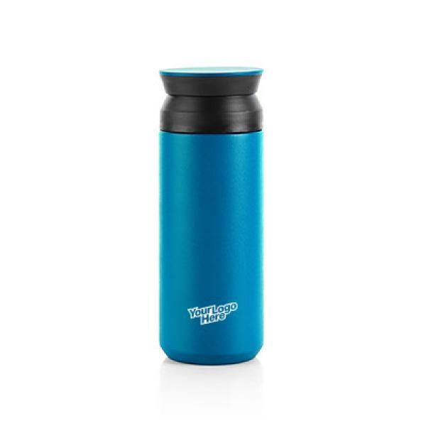 Portable Stainless Steel Travel Tumbler Household Products Drinkwares Eco Friendly HDT1021Thumb_Logo