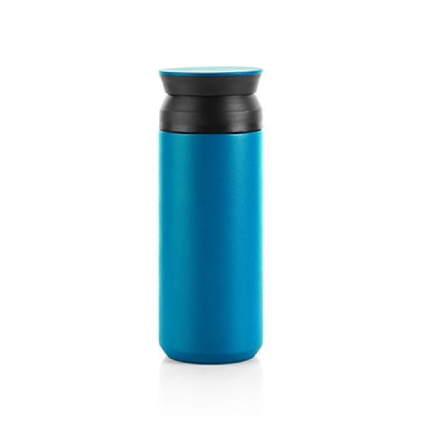Portable Stainless Steel Travel Tumbler Household Products Drinkwares Eco Friendly HDT1021_BlueThumb