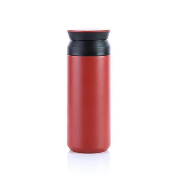 Portable Stainless Steel Travel Tumbler Household Products Drinkwares Eco Friendly HDT1021_RedThumb
