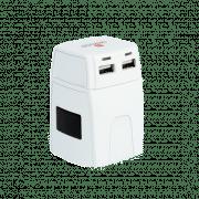 Skross MUV MICRO USB 3Pole USB Travel Adapter Electronics & Technology Other Travel & Outdoor Accessories Other Travel & Outdoor Accessories SkrossMUVMICROUSB3PoleUSBTravelAdapter