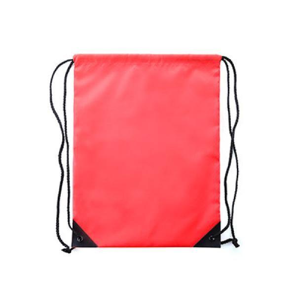 Stannix Drawstring Bag Tote Bag / Non-Woven Bag Bags TDS1013_RedThumb