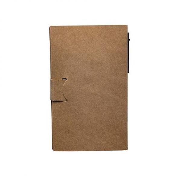 Eco Memopad with Pen Office Supplies Eco Friendly ZNO1053