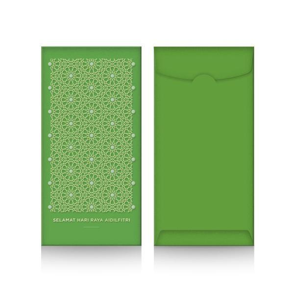 Green Packet 4 New Products Festive Products HARI RAYA RayaPacketRendering2