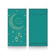 Green Packet 3 New Products Festive Products HARI RAYA RayaPacketRendering3