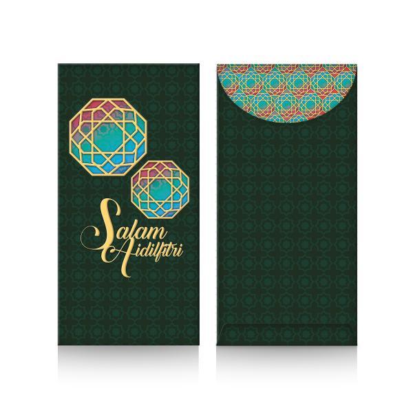 Green Packet 2 New Products Festive Products HARI RAYA RayaPacketRenderingJocelyn2