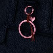 Troika TEMPTATION Bag Charm Metals & Hardwares Keychains bac01rg-1