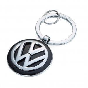"""Troika Keyring """"VW VOLKSWAGEN KEYRING"""" Metals & Hardwares Keychains kr16-05vw"""