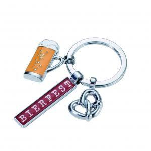 """Troika Keyring """"BIERFEST"""" Keychains _kyr24-a181"""