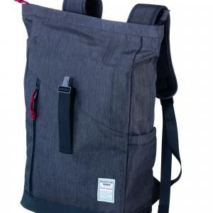 "Troika Backpack ""BUSINESS ROLL TOP"" Bags bbg51gy"