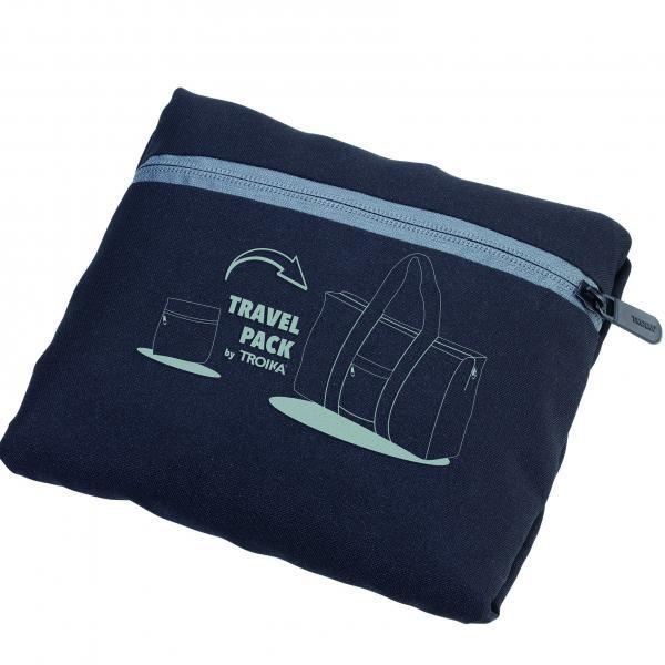 Troika TRAVEL BAG-TRAVEL PACK Bags trp24bk-1