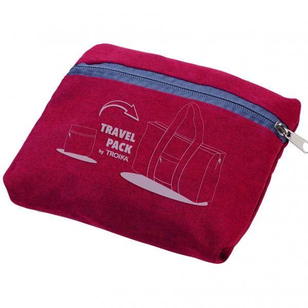 Troika TRAVEL BAG-TRAVEL PACK Bags trp24gr-1