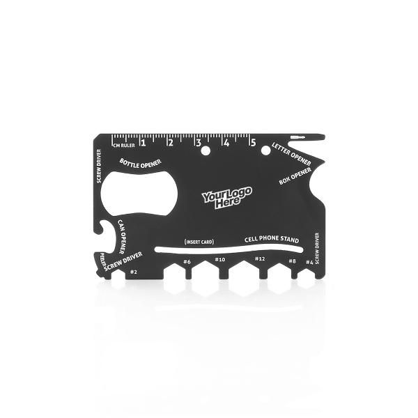 Smartlex Wallet Multipurpose Tool Metals & Hardwares Other Metal & Hardwares MHO1003_Logo HD