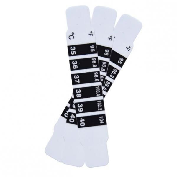 Reusable Thermometer Forehead Strip Personal Care Products Back To School KHT1004