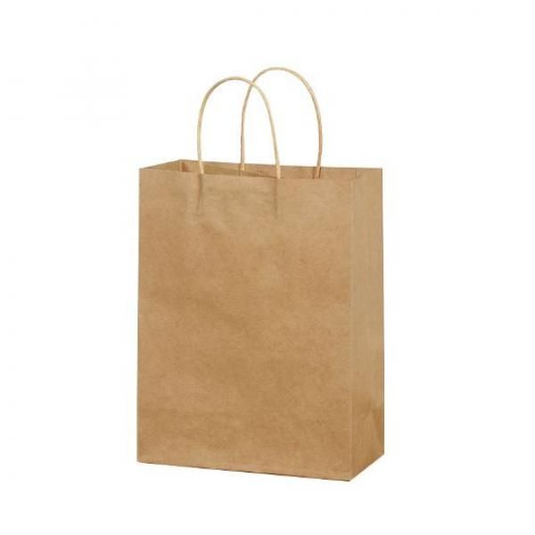 Kraft Paper Bag 21x14x26cm Other Bag Bags Food & Catering Packaging 4