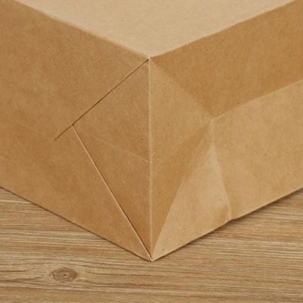 Kraft Paper Bag 15x8x21cm Other Bag Bags Food & Catering Packaging 11