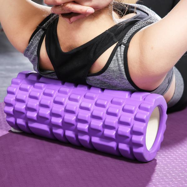 Foam Shaft Muscle Relaxation Roller Recreation Stress Reliever rsf1003
