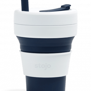 Stojo Biggie Collapsible Cup 16oz Household Products Drinkwares indigo1