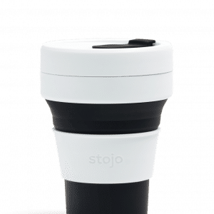 Stojo Pocket Collapsible Cup 12oz Household Products Drinkwares black1