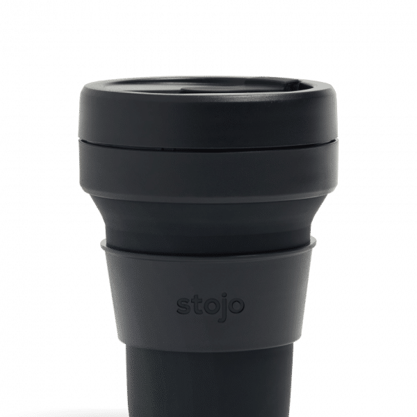 Stojo Pocket Collapsible Cup Brooklyn 12oz Household Products Drinkwares ink1